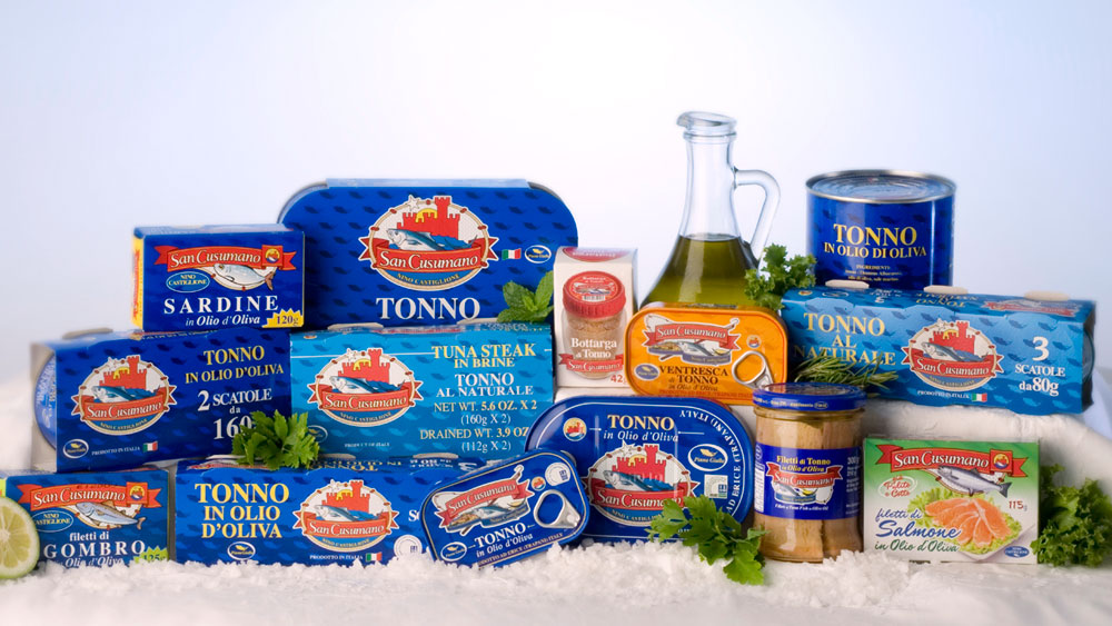 sustainable healthy seafood products